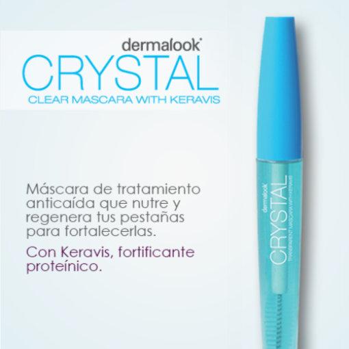 Dermalook máscara crystal
