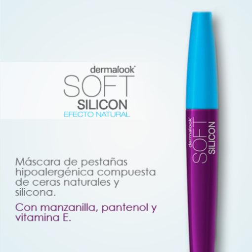 Máscara Soft Silicon Dermalook